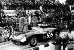 Premiazioni Brescia 12 maggio 1957